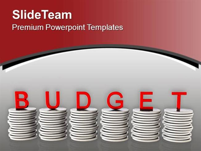 Budget ppt template akbaeenw to manage money make budget powerpoint templates ppt themes and gr toneelgroepblik Choice Image
