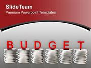 To Manage Money Make Budget PowerPoint Templates PPT Themes And Graphi