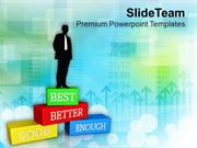 Improve Yourself Business And Social Theme PowerPoint Templates PPT Th