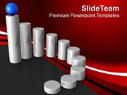 Take Small Steps To Achieve Goal PowerPoint Templates PPT Themes And G