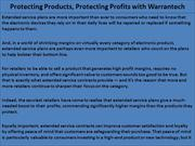 Protecting Products, Protecting Profits with Warrantech