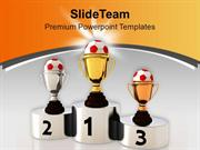 Achievement Of Success Competition PowerPoint Templates PPT Themes And
