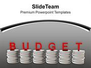 Budget Can Save Money PowerPoint Templates PPT Themes And Graphics 041