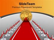 Celebration For The Winner PowerPoint Templates PPT Themes And Graphic