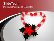Christmas Cookies For Celebration PowerPoint Templates PPT Themes And