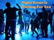 Enjoy the Amazing Night Scene at Your Local Place