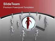 Focusing On Leadership Devlopment Skills PowerPoint Templates PPT Them