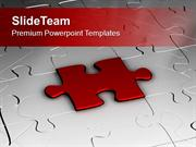Found The Solution Business PowerPoint Templates PPT Themes And Graphi