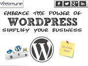 Good Results With The Wordpress Development Company India