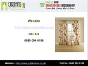 Online Curtain Store | Readymade Curtains
