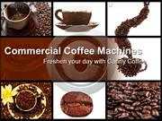 Hire Commercial Coffee Machines - Canny Coffee