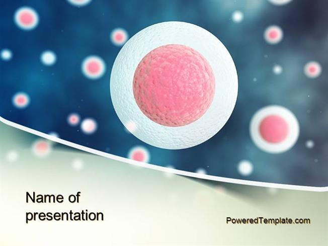 stem cells powerpoint template |authorstream, Modern powerpoint