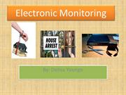 TAB Podcast-Electronic Monitoring