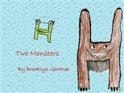 Two Monsters by Brooklyn
