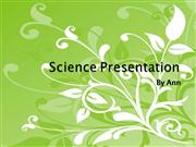 Science Presentation