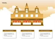 Landmark Shapes and Diagrams for PowerPoint