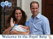 It's a Boy !!! Welcome to the Royal Baby