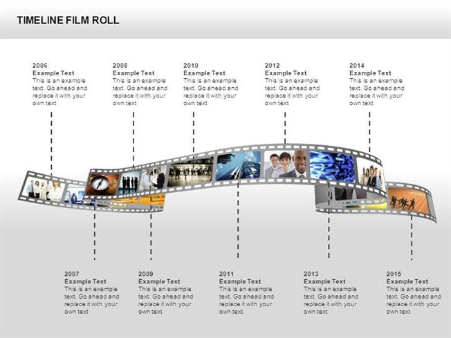 Timeline film roll authorstream maxwellsz