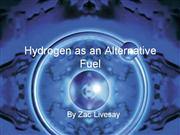 LivesayHydrogen_as_an_Alternative_Fuel