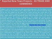Rajarhat New Town projects