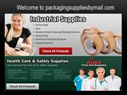 Packaging and Supplies-Packing Supplies and Wholesale Packing