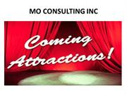 MO CONSULTING INC COMING ATTRACTIONS