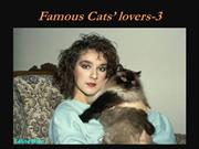 627-Famous Cats' lovers-3