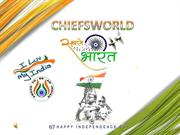 67th INDIA INDEPENDENCE DAY