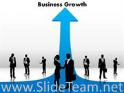 Strategy Business Growth PPT Design