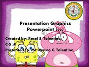 Presentation Graphics Powerpoint 2007