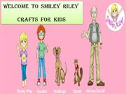 crafts for kids with SmileyRiely