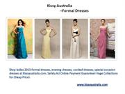 Kissyaustralia formal dress