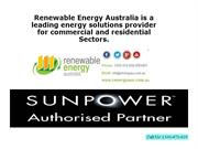 PPT of www.renergyaus.com.au