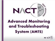 Advanced Monitoring & Troubleshooting System (AMTS)
