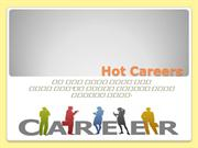 Hot Careers - Job hunting tips