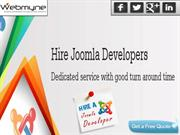 Find The Best Joomla Web Development Company Online