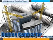 Building contractor the leader of the city