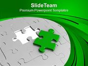 Find The Right Solution PowerPoint Templates PPT Themes And Graphics 0