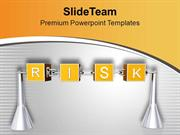 Risk Concept Teamwork PowerPoint Templates PPT Themes And Graphics 041