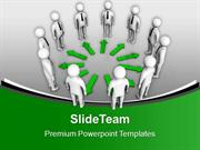 Teamwork Concept Business Theme PowerPoint Templates PPT Themes And Gr