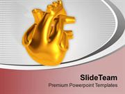 Heart For Medical Theme Health PowerPoint Templates PPT Themes And Gra