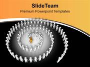 Find The Right Way For Success PowerPoint Templates PPT Themes And Gra