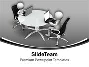 Stay With Technology Theme PowerPoint Templates PPT Themes And Graphic