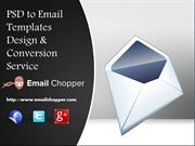 EmailChopper | PSD to Email Template Conversion Service
