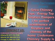 Energy Top Fireplace Dampers