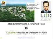 Life Republic - Residential Projects in Pune by Kolte Patil