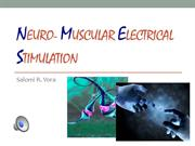 Electrical stimulation_Voras
