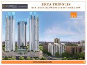 Flats/Apartments for Sale in Goregaon West Mumbai at Ekta Tripolis