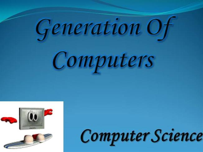 Evolution of computers ppt youtube.
