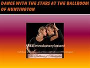 Few Things You should Know about Ball Room Dancing Lessons